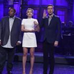 From the Set: Scarlett Johansson and Wiz Khalifa