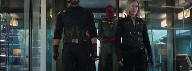 avengers infinity war novo teaser 233 exibido no super